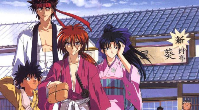 Sobakasu - Rurouni Kenshin